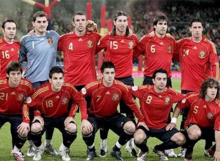 seleccion española